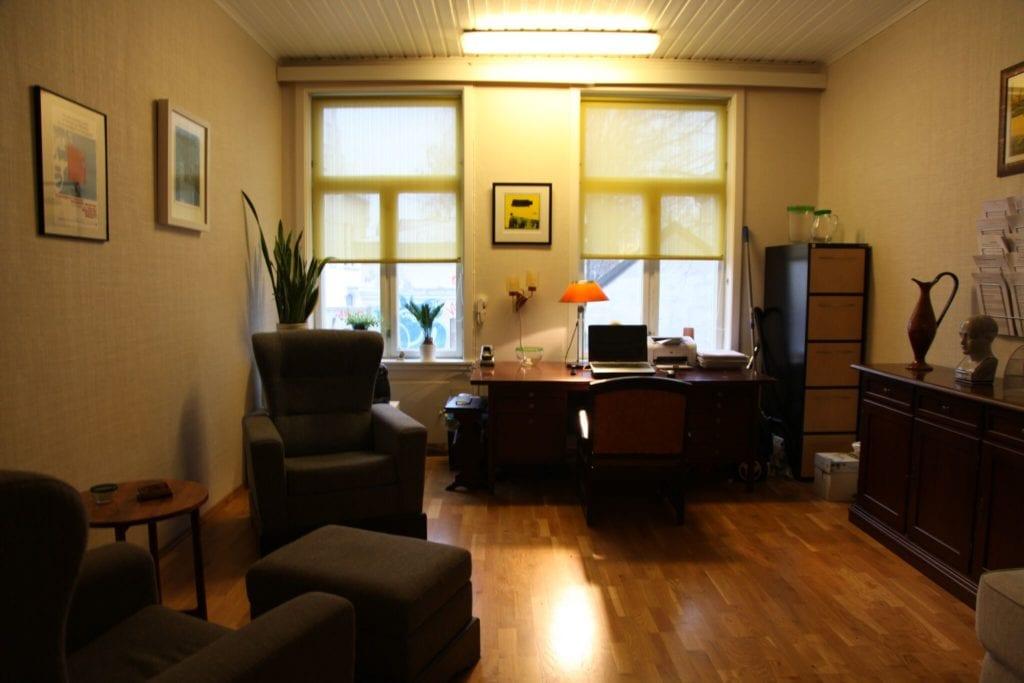 Privat psykolog Oslo sentrum / Majorstuen. Psykolog Pål Erik Gulliksrud tilbyr kognitiv terapi og metakognitiv terapi, og har lang erfaring med behandling av angst og depresjon.